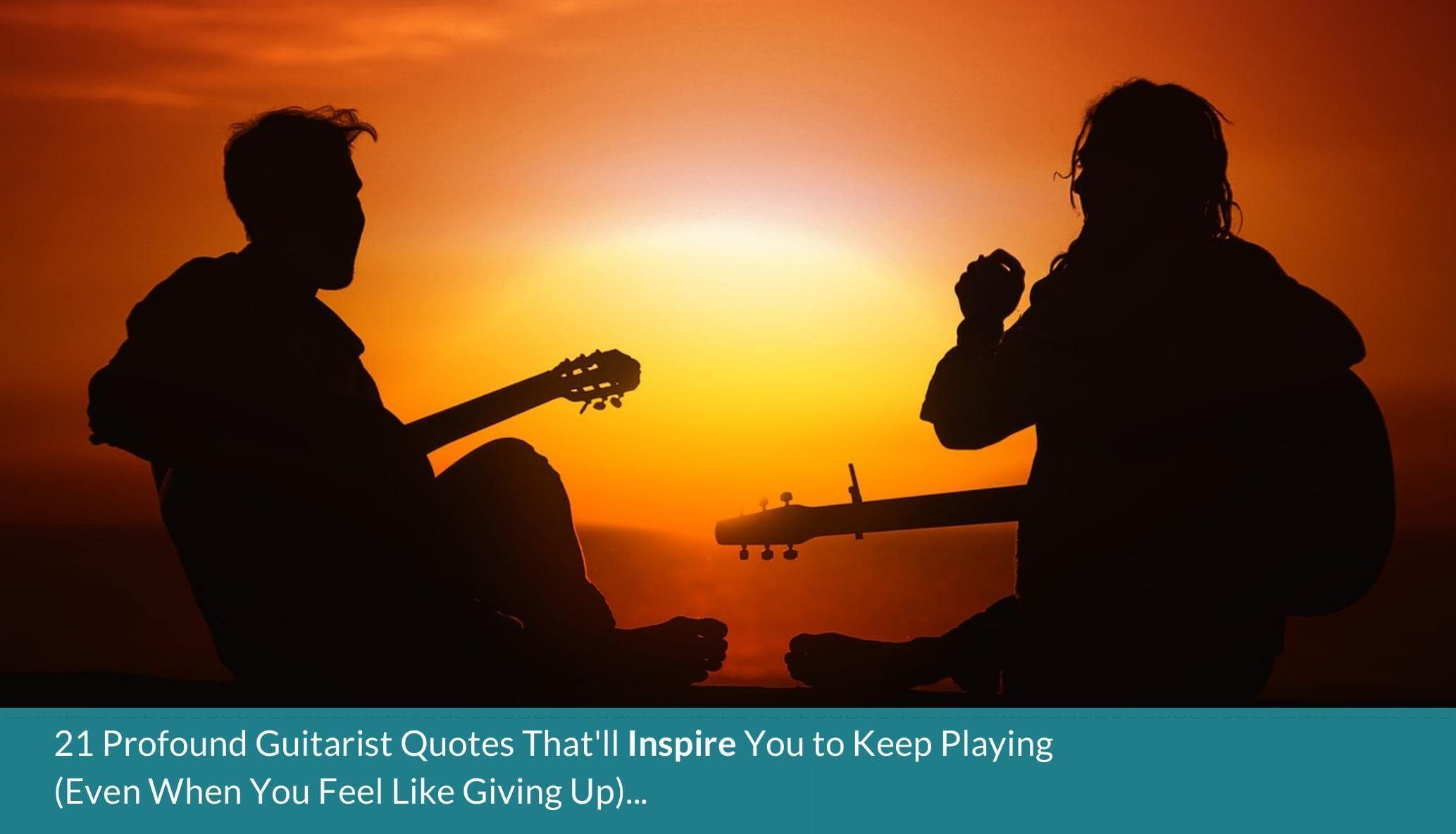 21 Guitar God Quotes Thatll Inspire You Even When U Feel Like Caving In