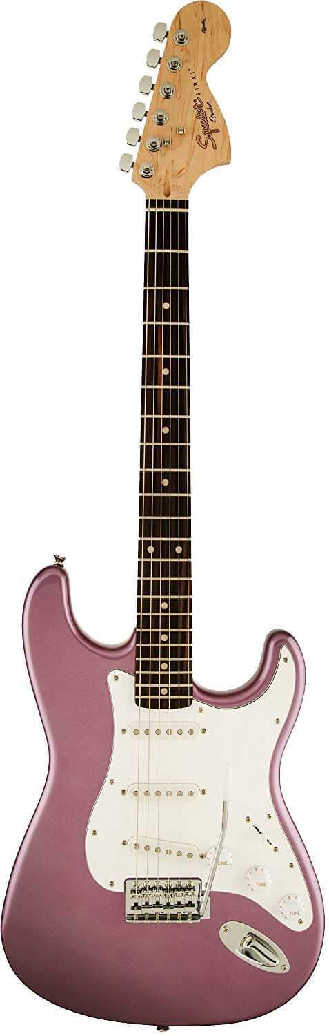 Squier by Fender Affinity Stratocaster electric guitar