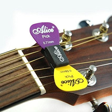 Pick Plectrum Guitar Holder