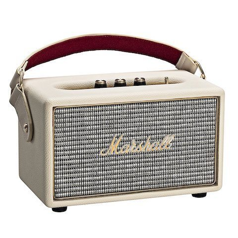Marshall Kilburn Cream Bluetooth Speaker