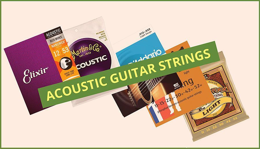best acoustic guitar strings to buy for picking strumming