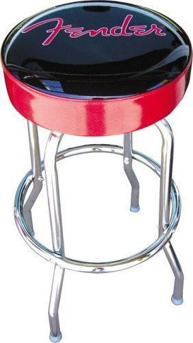 Gifts For Guitar Players Fender guitar Bar Stool gibson