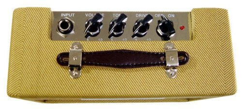 Fender Mini '57 Twin Micro Busking Amp Top
