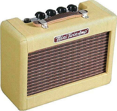 Fender Mini '57 Twin Micro Portable Guitar Amp