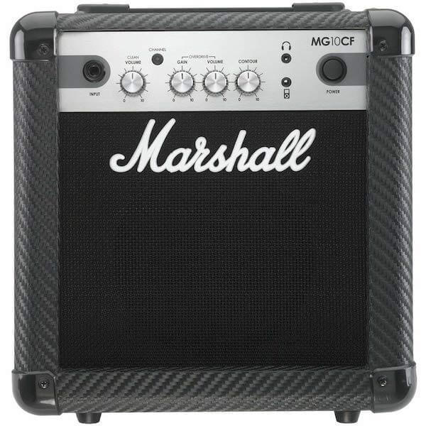 Marshall MG10 CF Portable Mini Guitar Amplifier