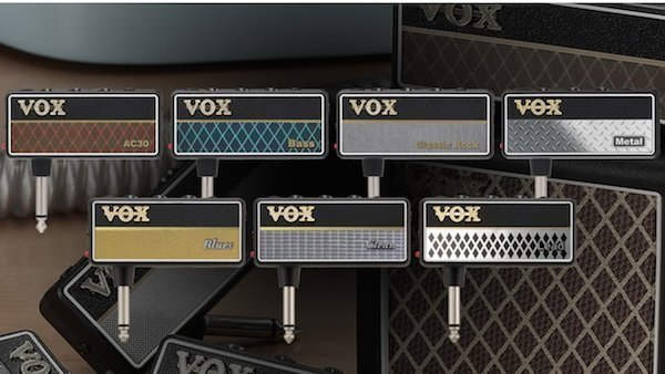 VOX amPlug 2 AC30 (AP2-AC) - Guitar Headphone Amplifier