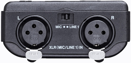 XLR Connector for Audio Interface