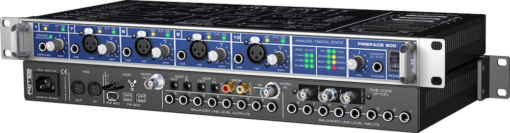 RME Audio Interface