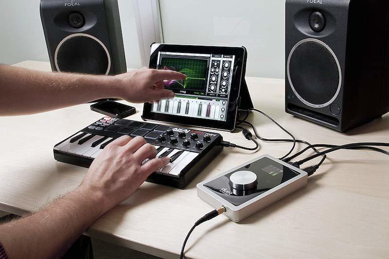 Apogee Duet Audio Interface For iPad & MAC - MAIN
