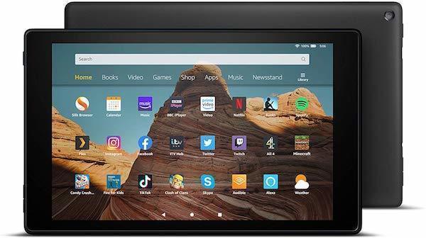 Best Tablet For Musicians Gigging Sheet Music_Fire HD 10 Tablet
