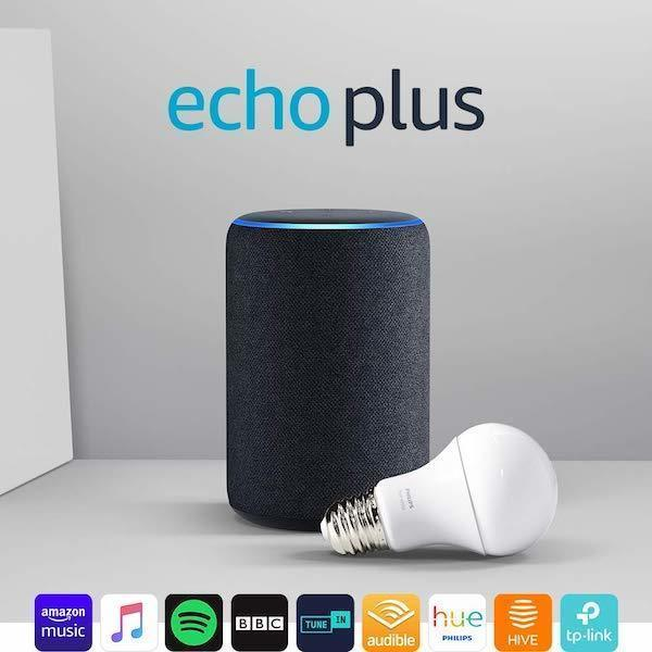 Echo Plus (2nd Gen) Black Friday Deals