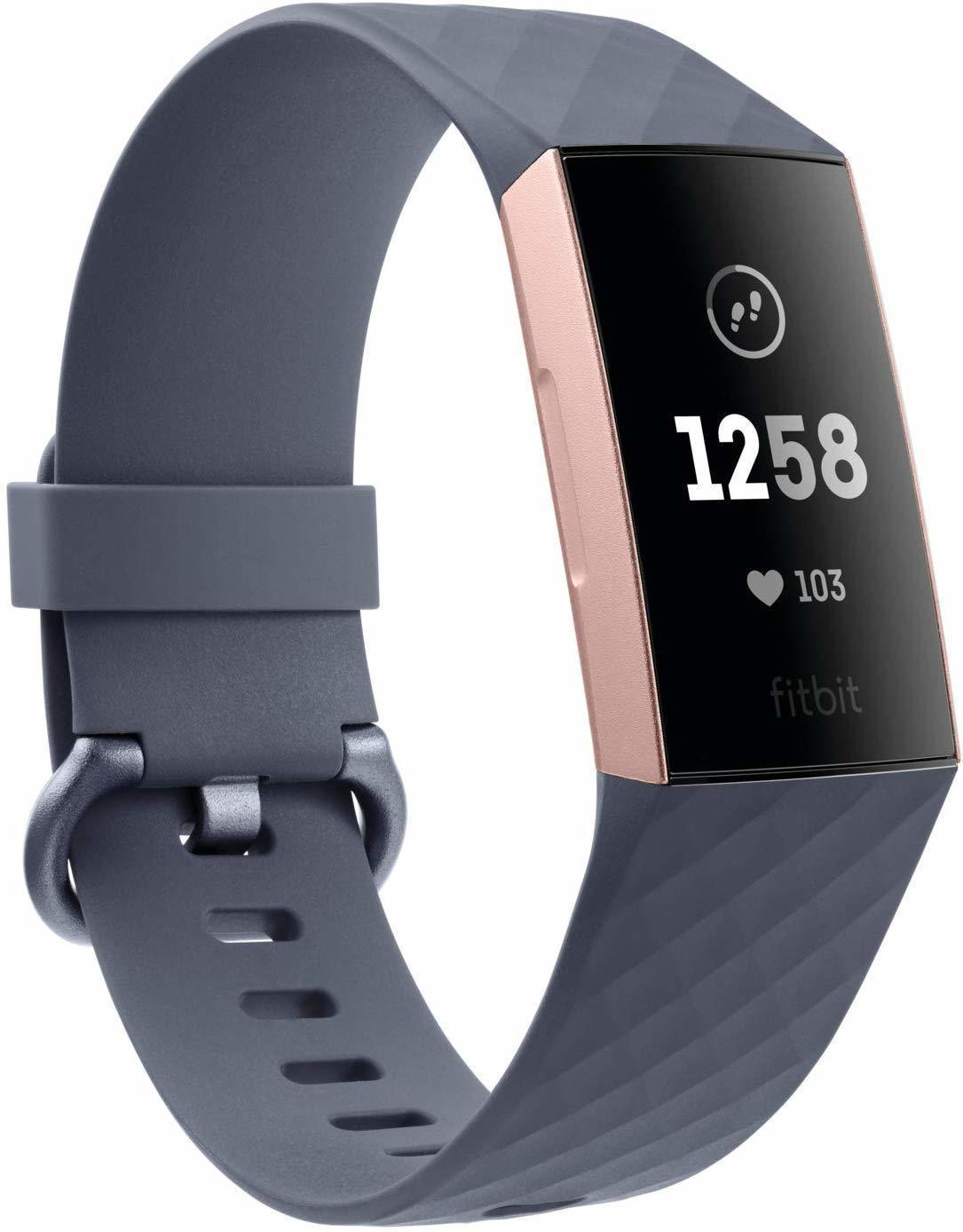 Fitbit Charge 3 Advanced Fitness Tracker