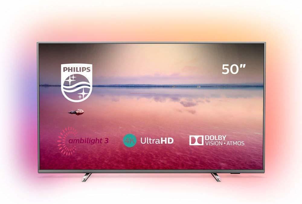 Philips 50PUS6754/12 50-Inch 4K UHD Smart TV