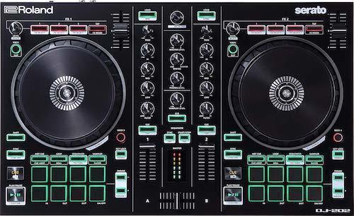 Black Friday Music DJ Deals Roland DJ-202 DJ Controller