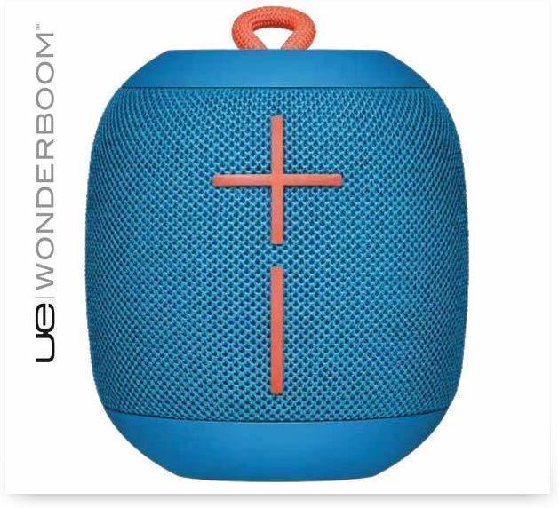 Ultimate Ears Wonderboom Portable Wireless Bluetooth Speaker