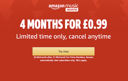 Amazon Music Unlimited Offer Best tablets For Musicians