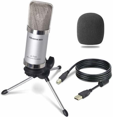Best Guitar Player music lover Christmas Gift ideas USB microphone mac Windows