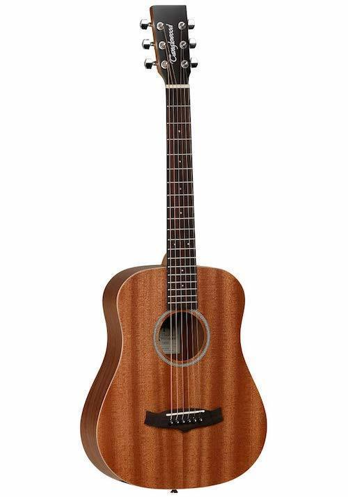 Best Beginner Acoustic Guitar Tanglewood TW2 T Travel Acoustic Guitar