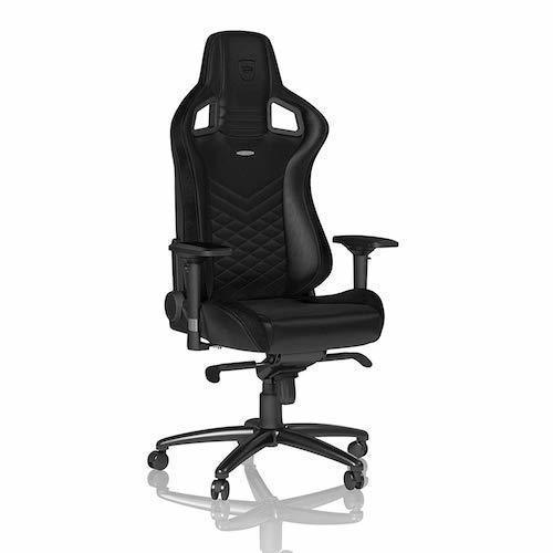 Best Chair To Reduce Back Neck Pain Studio Music 4. Noblechairs EPIC Lumbar Support Desk Chair