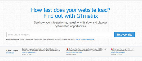 How-Fast-Is-Your-Website-GT-Metrix-Music-Website-For-Musicians