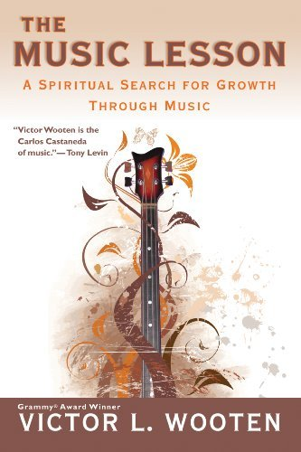 Best guitar books for guitar players learning theory The Music Lesson- A Spiritual Search for Growth Through Music