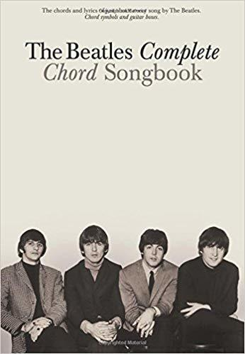 Best guitar books for guitar playersThe Beatles Complete Chord Songbook (Lyrics and Chords)