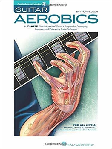 Best Guitar Books Guitar Aerobatics Lead guitar theory books