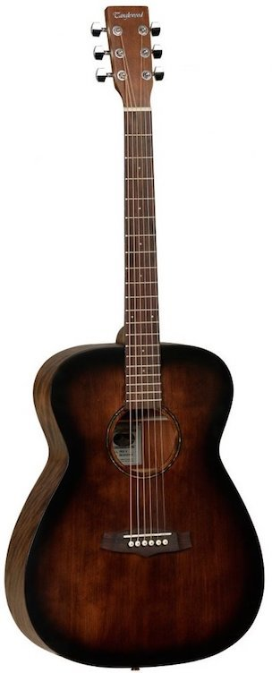 Best Slim Thin Body Acoustic Guitar Beginners tnglewood