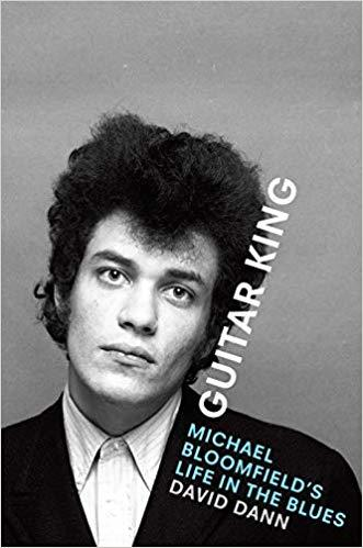 Best books for guitar players autobiography guitar king mike bloomfield