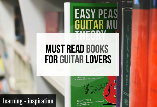 Must read best guitar books for beginners music theory books