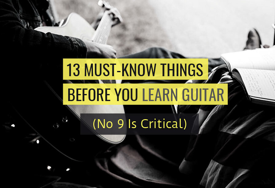 Things You Should know before learning to play guitar common beginner guitar questions