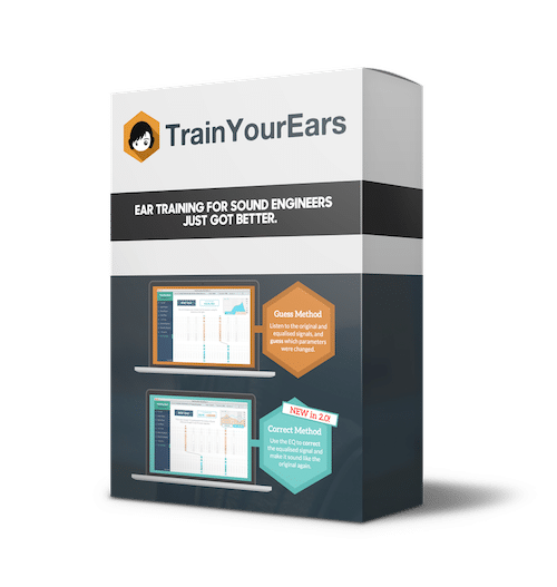Best Guitar Resources Training Train Your Ears Box