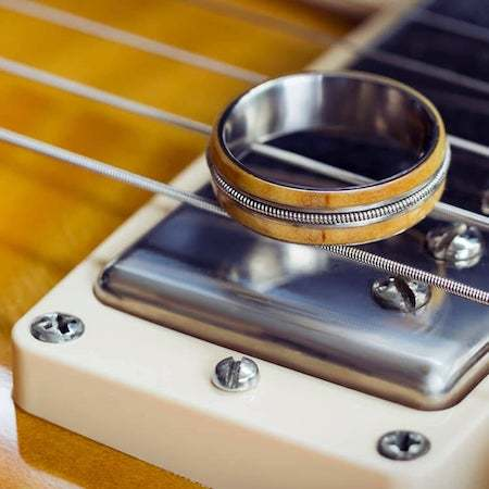 best guitar player lover gifts for me guitar present ideas string ring