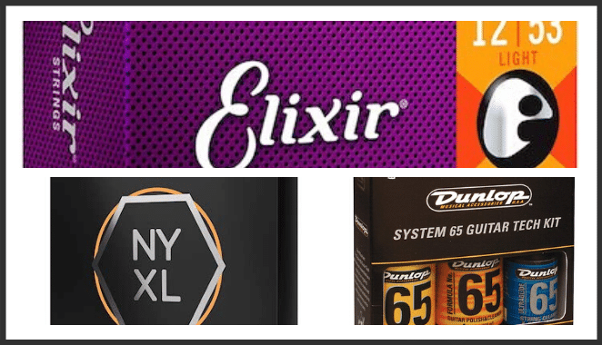 Best Guitar Strings Coated electric guitar strings Elixir acoustic guitar strings that dont break