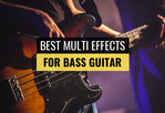 Best bass multi effects pedals multi fx processors for bassists