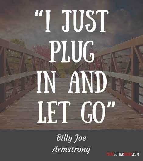 billy joe armstrong greenday quote inspiring uplifting guitar player quote