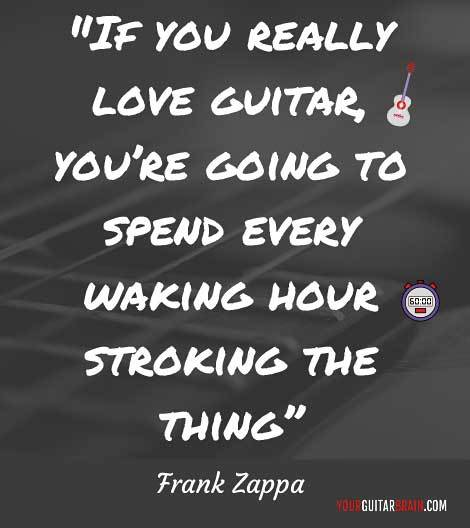 motivational quote about success frank zappa guitarist quote