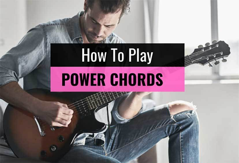power chords how to play for beginner guitar players