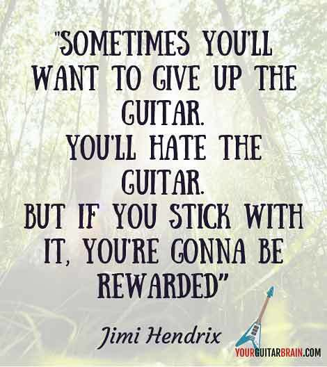 Jimi Hendrix quote inspiring motivational quotes for life pinterest