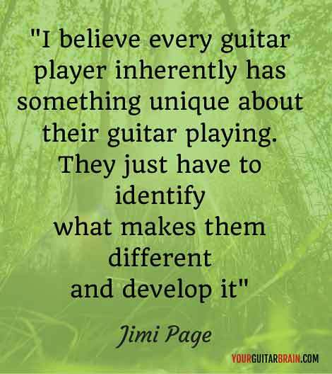jimi page inspiring motivational music quote