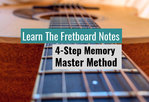 learn guitar fretboard notes beginner guitar lesson free
