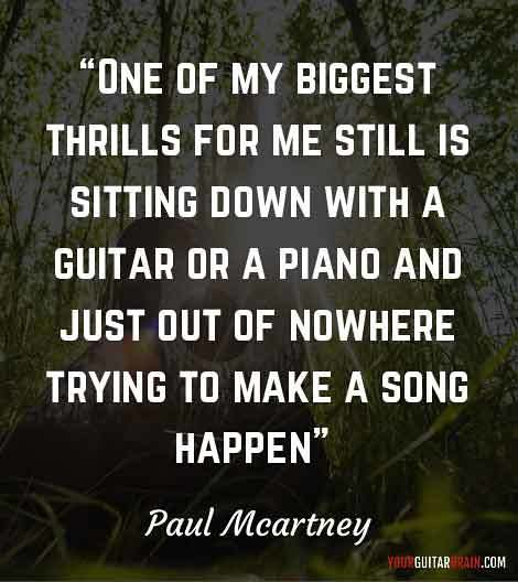 motivational quote paul maccartney inspirational quote for life
