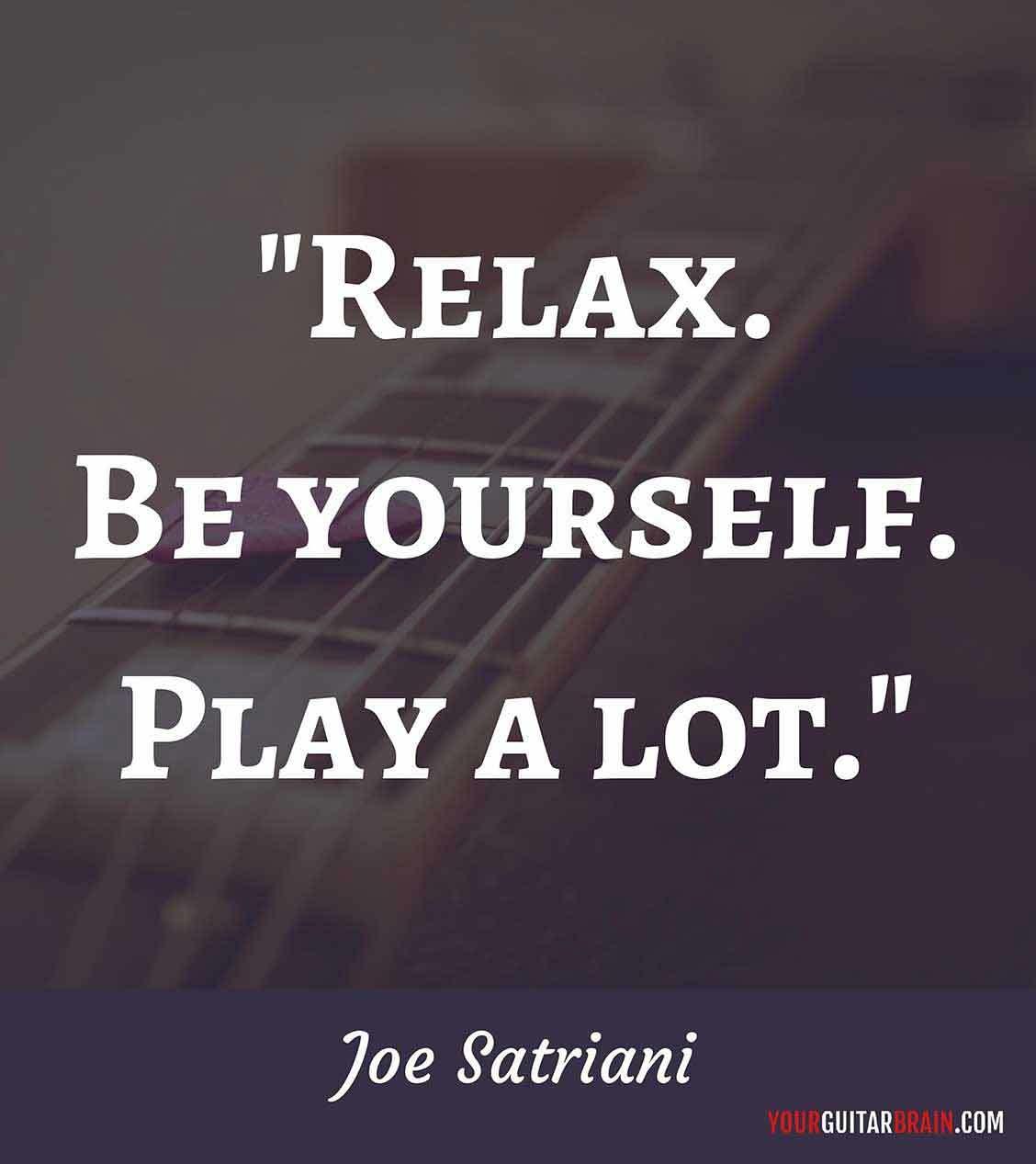 steve vair guitarist motivational inspiring quote about life