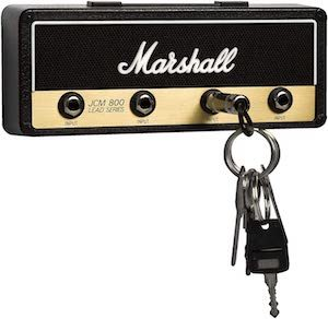 Marshall Guitar Gadget Keyring