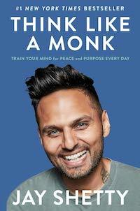 Think Like A Monk Best Books For Guitar Players_Must Read Books Musicians_Positive Quotes Music_Jay Shetty