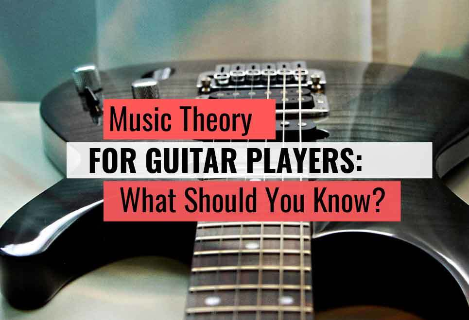 Guitar Music theory beginners