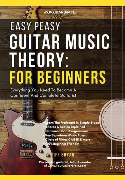 Best music theory book for beginner guitar players