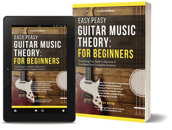 best beginner guitar theory book