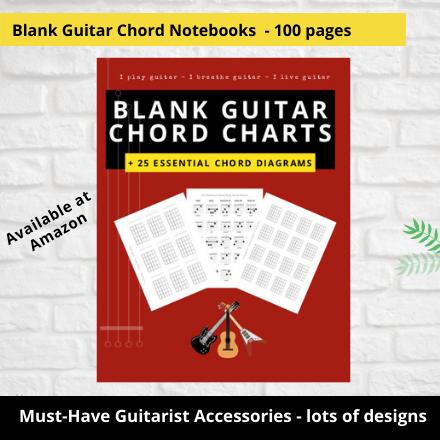 blank guitar chord box free chord diagrams beginner pdf