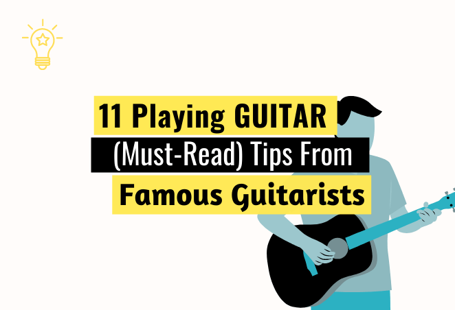 guitar playing tips advice beginners famous guitarists jimi hendrix slas clapton